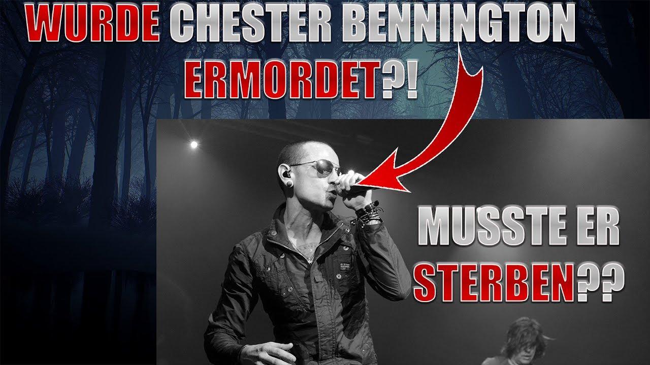 Chester Bennington Mord