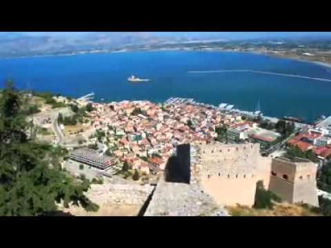 Peloponnese Tour, 10 days