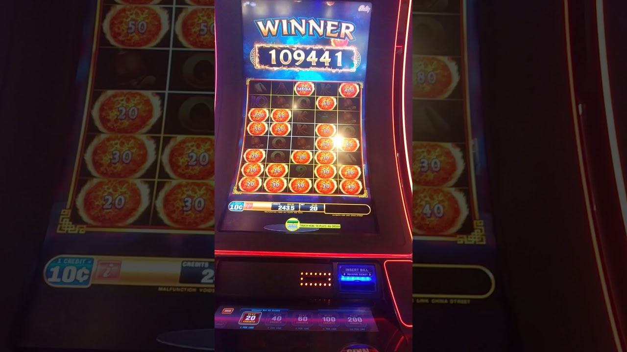 Mega Slot Winners