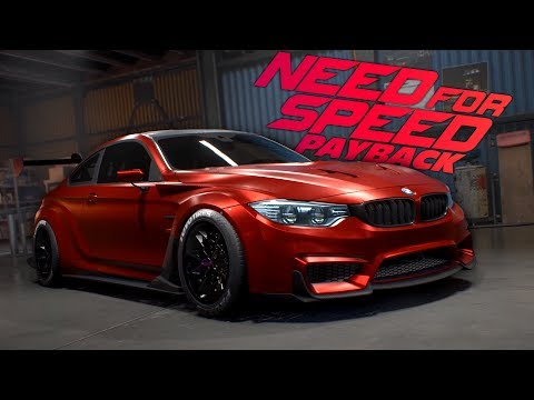 Thumbnail: Need for Speed Payback BMW M4 Customization Gameplay