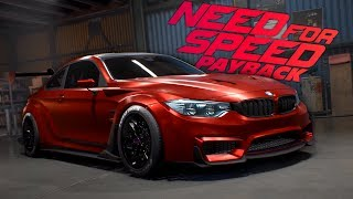 One of GTA Wise Guy's most viewed videos: Need for Speed Payback BMW M4 Customization Gameplay
