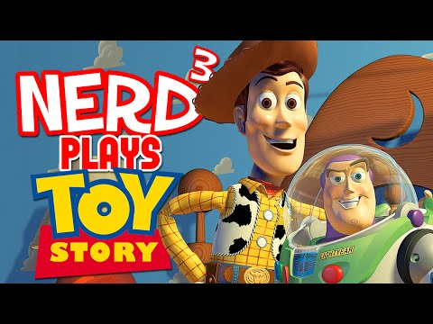 Nerd³ Plays... Toy Story - An Accidental Completes