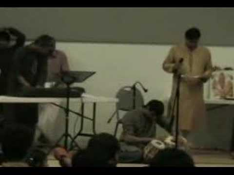 Tamil song medley by Dhwani music group in Fort Co...