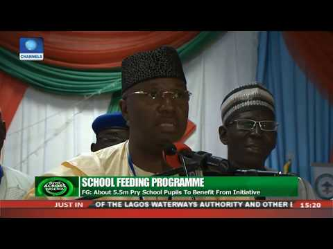 FG  Laubches Presidential Initiative On Agriculture Programme |News Across Nigeria|