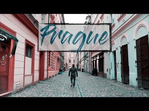 PRAGUE - I See You // 4K Travel Film