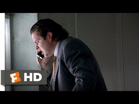 Indecent Proposal (3/8) Movie CLIP - Never Negotiate Without Your Lawyer (1993) HD
