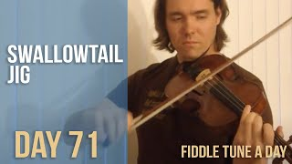 Swallowtail Jig - Fiddle Tune a Day - Day 71
