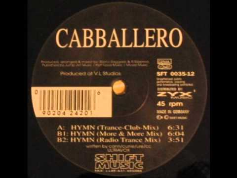 CABBALLERO - HYMN (TRANCE CLUB MIX)
