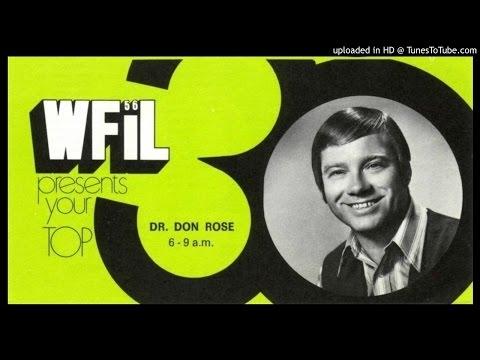 WFIL Philadelphia - 10/6/73 - Dr. Don Rose last show