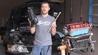 EVO 8 Vlog #3 // Cam Surprise - Fuel Supplies