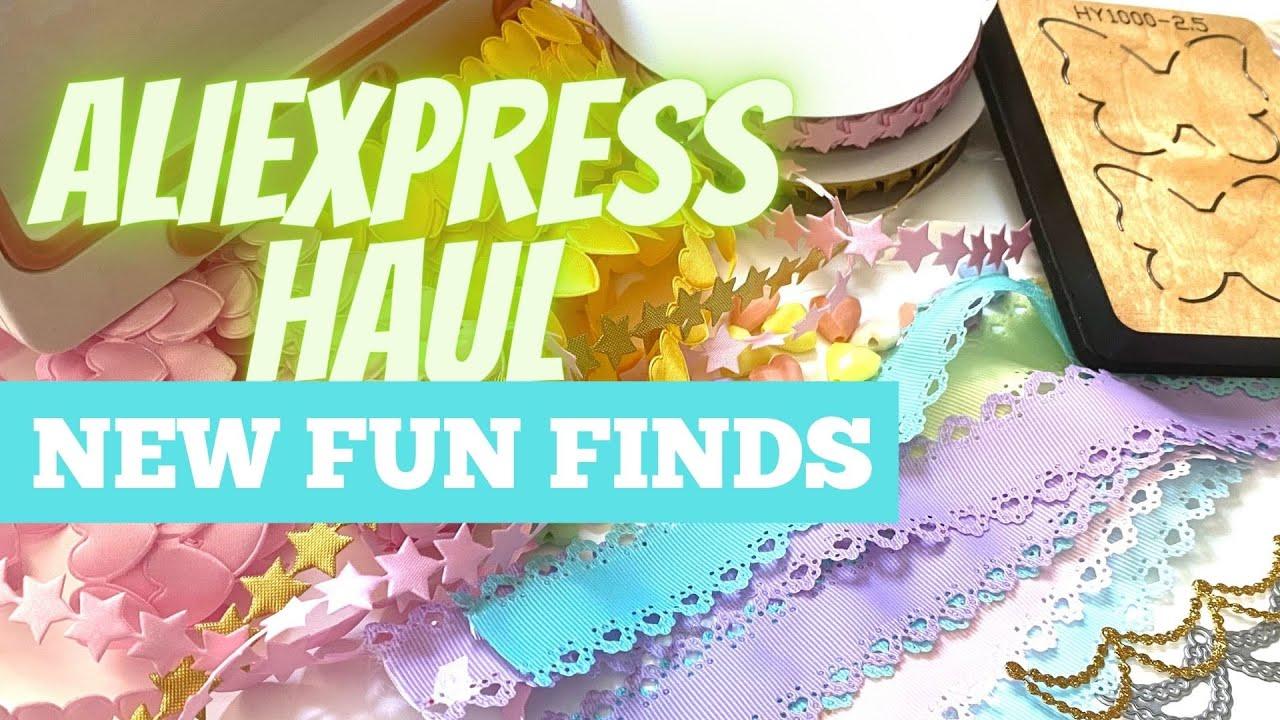 ALIEXPRESS HAUL | NEW FUN FINDS | COME SEE