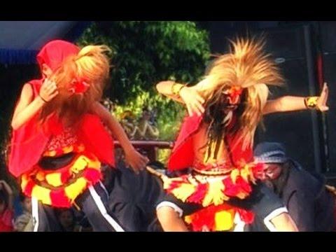 REOG PONOROGO Bujang Ganong - Javanese Mask Dance - Ganongan GAJAH MANGGOLO [HD]