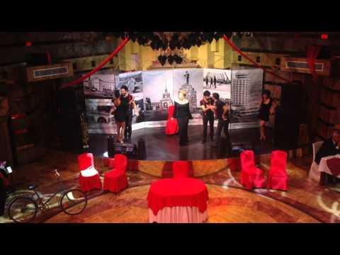 "Alya Sedrakyan-Fragment from ""Erebuni-Yeravan"" performance (in Havana Restaurant Complex)"