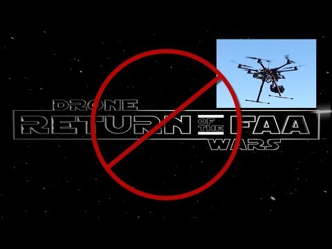 Drones Banned In National Parks & FAA Asserts Legal Authority Over RC Flight