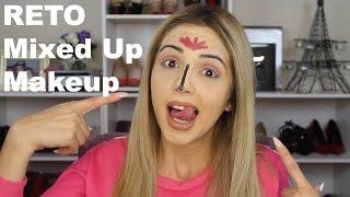RETO..Mixed Up Makeup