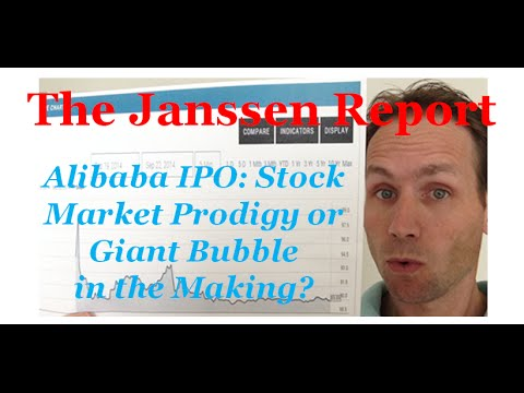 Alibaba IPO: Stock Market Prodigy or Bubble in the Making?