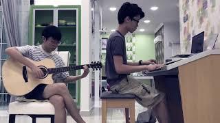 (Jay Chou 周杰倫) Nocturne 夜曲- Piano & Guitar Cover