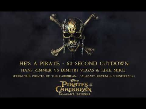 He's A Pirate - Hans Zimmer vs Dimitri Vegas & Like Mike 60 Second Cutdown