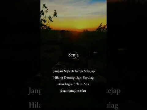 Quotes Senja