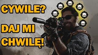 Jak nie grać w Call of Duty? - Edycja z Cywilami
