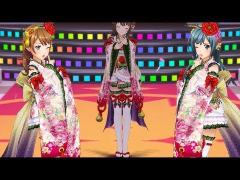 [ときドルMV] 恋時雨 (Game Ver.) / 月風花伝【ときめきアイドル】