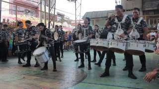 Tondo manila Drumline battle Sandugo Drumline vs  Paco Drumline