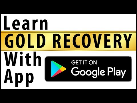 ♻Learn, How to recover gold from e waste | Gold Recovery App