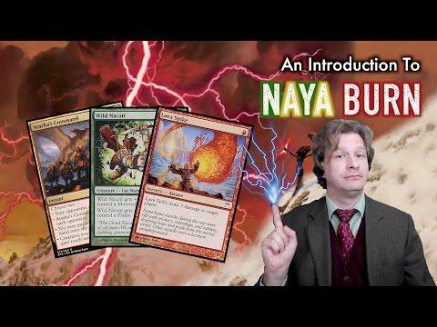 Modern Studies 301: An Introduction to Naya Burn for Magic: The Gathering