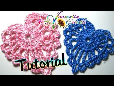 Tutorial Uncinetto Cuore Amigurumi : Tutorial piccolo cuore alluncinetto How to crochet a ...