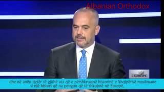 Shqiptarët janë Europian jo myslyman