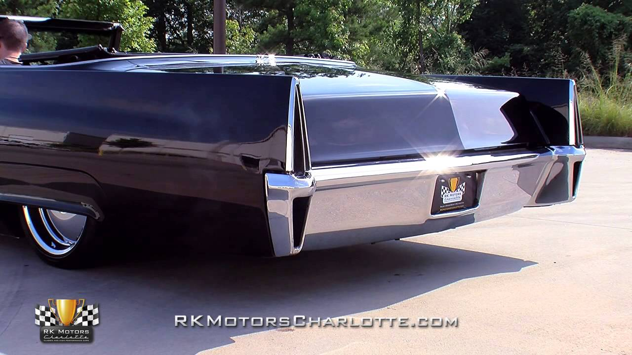 134296 / 1970 Cadillac DeVille - YouTube