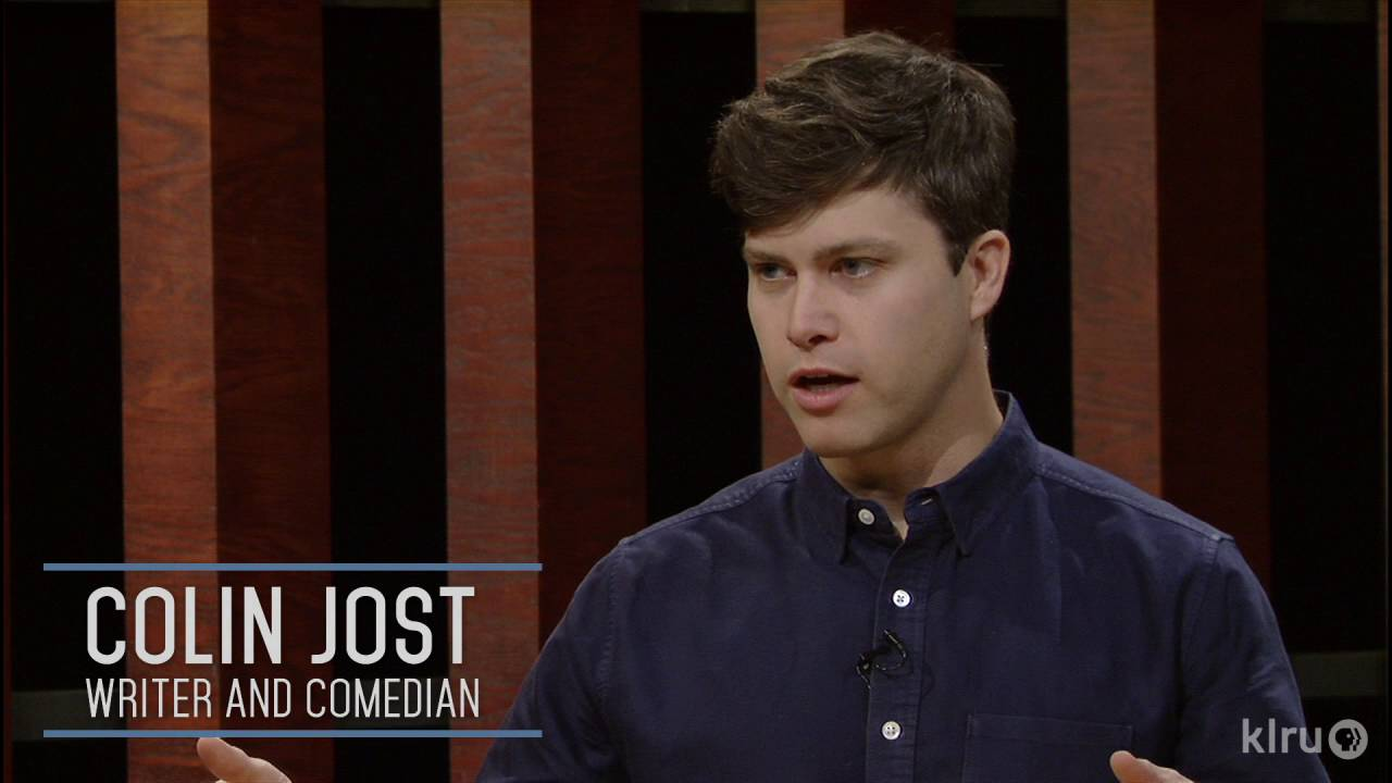 Colin Jost Talks About His First Snl Sketch To Make It On Air Youtube