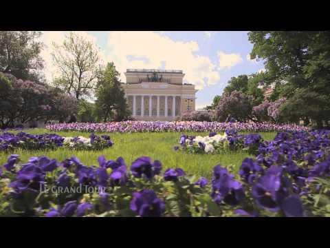 Londres, Saint-Petersbourg - Le Grand Tour