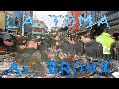 novela el bronx en la vida real..!!!