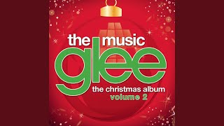 Watch Glee Cast Christmas Wrapping video