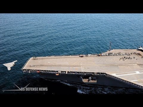 U.S. Navy Makes Next Two Ford-Class Aircraft Carriers 'More Lethal'