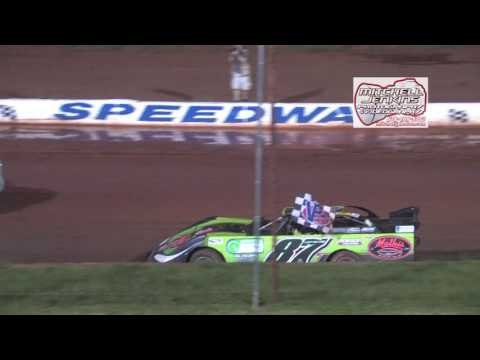 Dixie Speedway 5/13/17 Official Highlights!