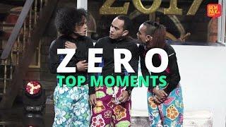 Maharaja Lawak Mega 2017 | Zero Top Moments