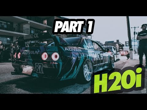 H2Oi 2018  - THE PARTY, SHENANIGANS, & BURNOUTS BEGIN !!! PART 1