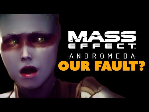 Mass Effect Andromeda OUR FAULT? - The Know Game News