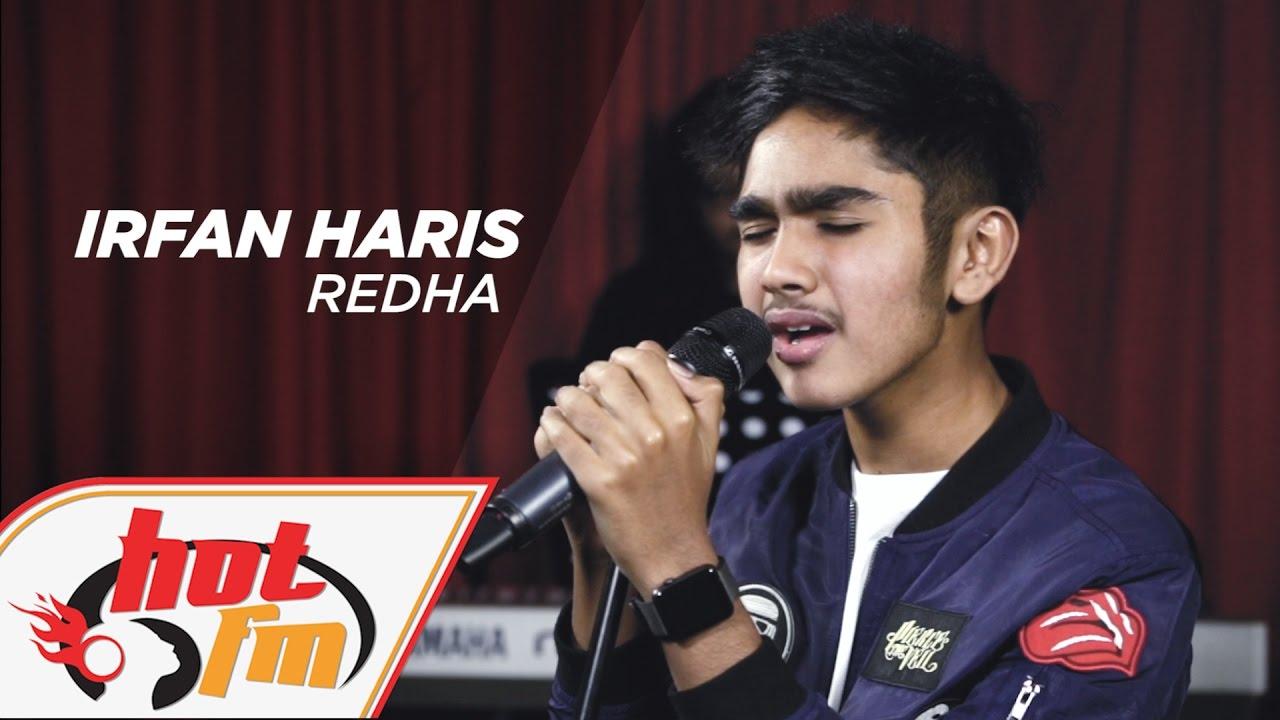 IRFAN HARIS - Redha (LIVE) - Akustik Hot - #HotTV Chords ...