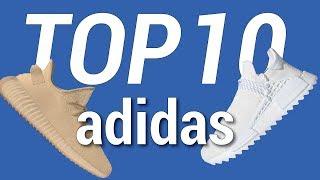 TOP 10 UPCOMING ADIDAS SNEAKERS