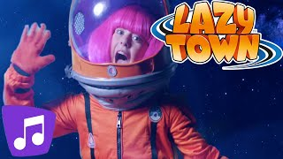 Lazy Town | Dancing on the Moon Music Video