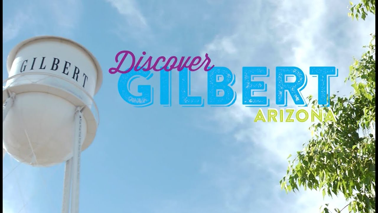 About the Town of Gilbert