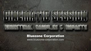 Industrial Samples & Impacts, Boom Sound Effects, Metallic Sounds for Trailers, Film and More