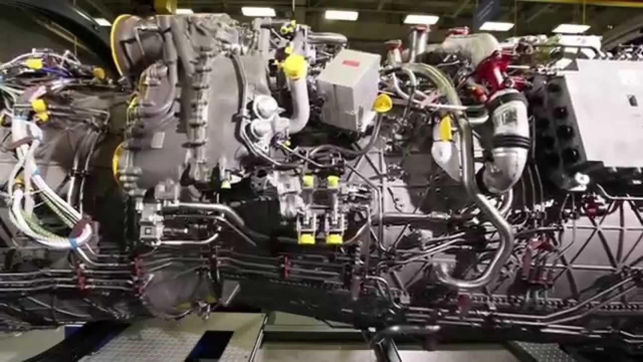 Pratt & Whitney's Engine for the F-35