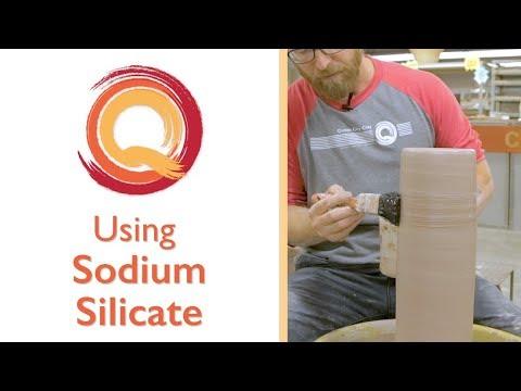 Using Sodium Silicate