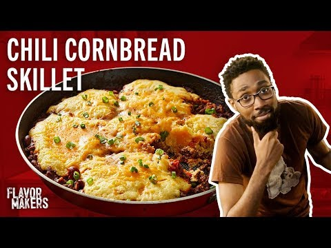 Chili Cornbread Skillet | Flavor Makers Series | McCormick