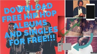 how-to-download-new-free-hip-hop-albums-and-singles