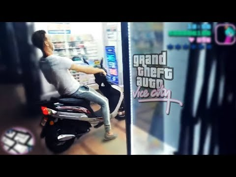 Hampton Brandon Goes for a Ride GTA Style